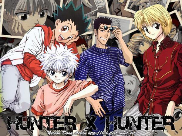Hunter x Hunter / Охотник х Охотник (62 из 62)/1999-2001/mkv
