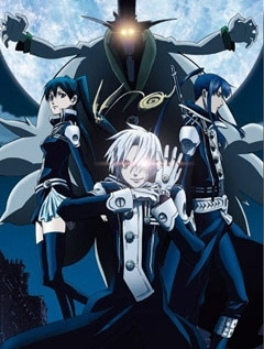 D.Gray-man / Грэй-мен (103 из 103) Complete/2006/mkv,avi