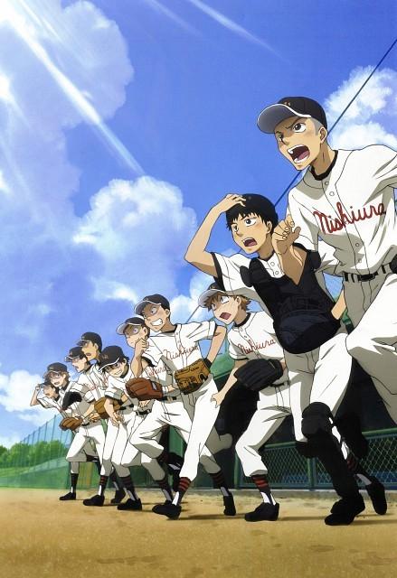 Замахнись сильнее (1 сезон: 26 серий из 26) / Ookiku Furikabutte / 2007 / DVDRip(480p)